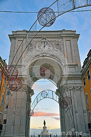 Arch of Augusta