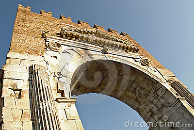 Arch of Augustus.