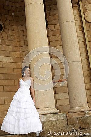 Arch Bride 1