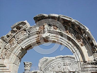 Arch in Ephesus