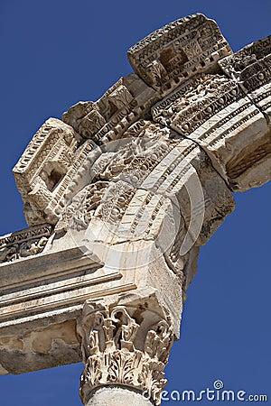 Arch of Hadrian s Arch, Ephesus