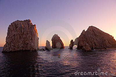 The Arch and Land s End, Cabo San Lucas, Mexico