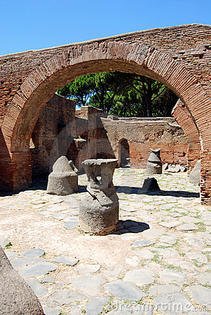 Archaeological excavations - Roman ruins