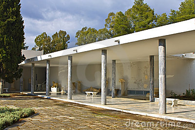 Archaeological museum of ancient Olympia
