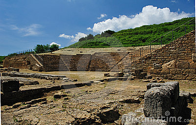 Archaeological site of Morgantina