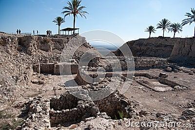 Archaeology excavations