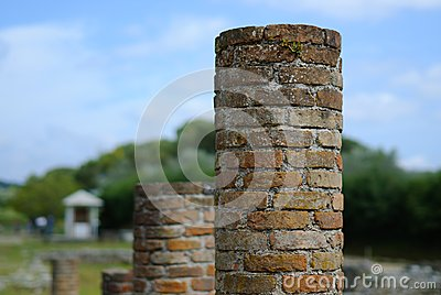 Archaeology pillars two