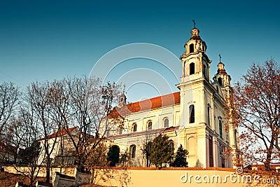 Archangel Church Vilnius