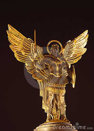 Free Archangel Michael Stock Images - 1057024
