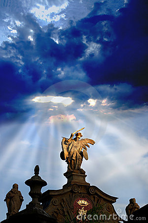 Free Archangel Michael Stock Photo - 129780