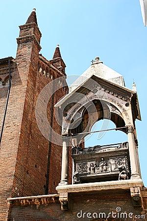 Arche scaligere, Verona