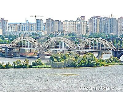 Arched bridges