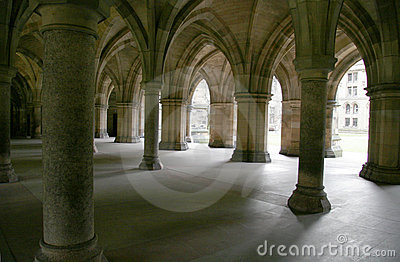 Arched Cloister