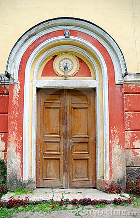 Free Arched Doorway  Stock Photo - 7410210