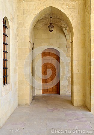 Arched entrance_0027