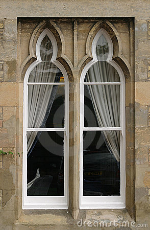 Free Arched Window Stock Photo - 161230
