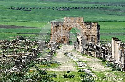 Archeological Site 1