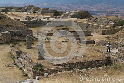 Archeological site of Monte Alban UNESCO World Her