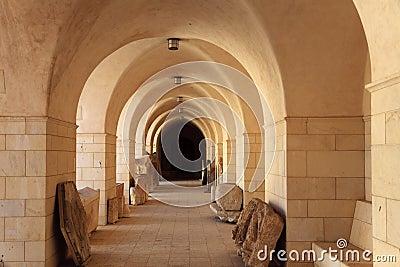 Archeologiczny muzeum