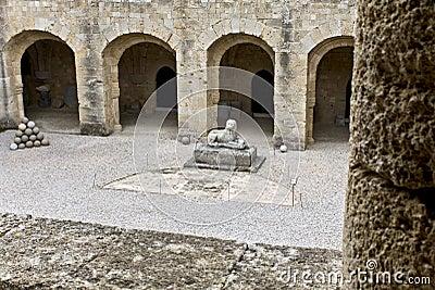 Archeologisch museum van Rhodos