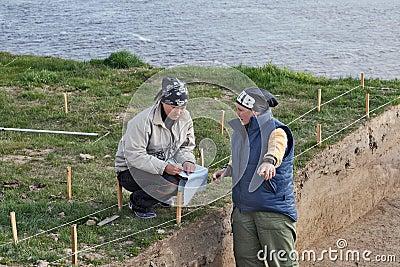 Archeology: scheduling