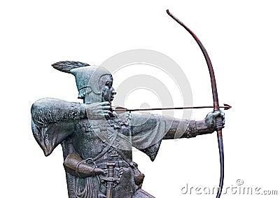 Archery Statue