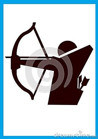 Archery Symbol