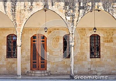 Arches of Beit el Dine