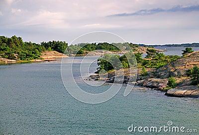 Archipelago of Aland, Finland