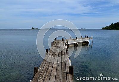 Archipelago horizon