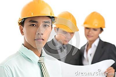 Architect in chief