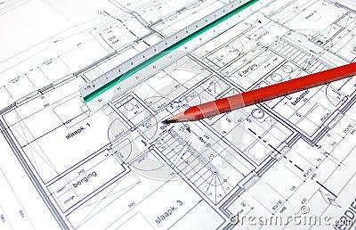 Architect s plan