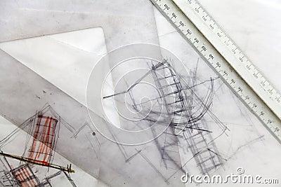 Architect Sketch.