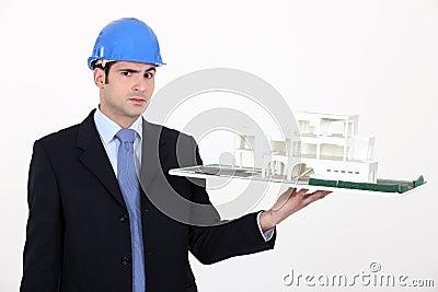 Architect unsure about a design