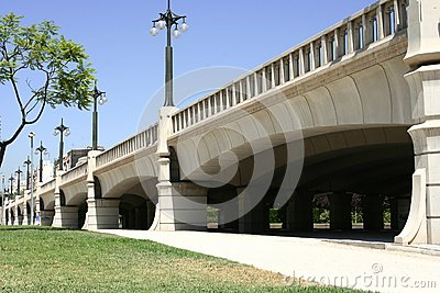 Architectural bridge
