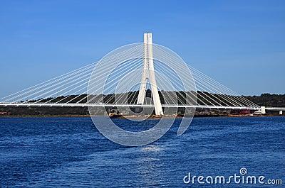 Architectural bridge algarve