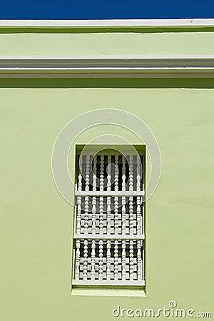 Architectural details in San Juan, Puerto Rico