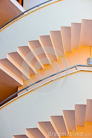 Free Architectural Details - Staircases Removed Stock Images - 34482274