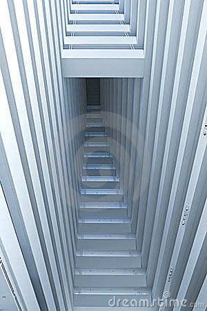 Architectural Interior Abstract Detail Perspective