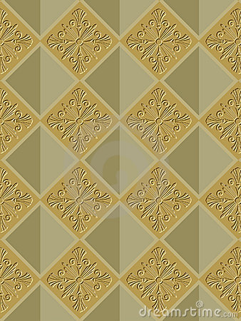 Architectural ornament tiles