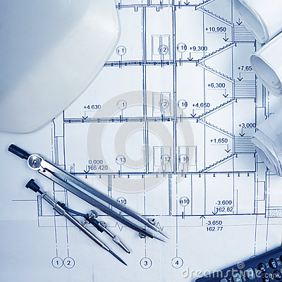 how to read architectural blueprints