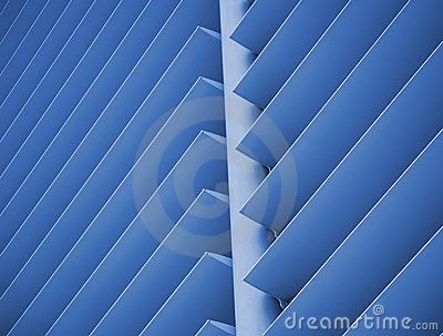 Architectural slats