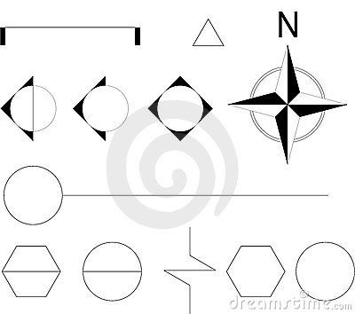 View Source | More Standard Architectural Drafting Symbols ...