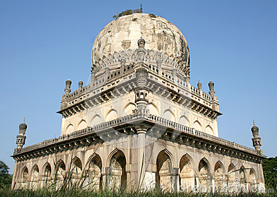 Architectural traditions of Qutub Shahi tombs,hyderabad,india