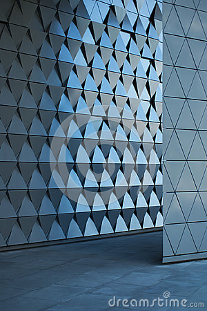 architectural wall design at the empty lobby stock photo image 59128682