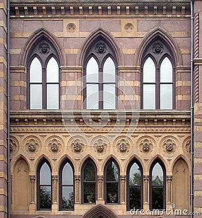 Architecturale Details