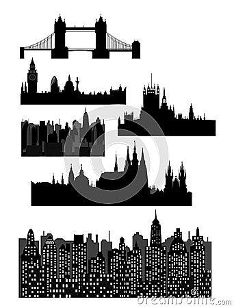Architecturale monumenten
