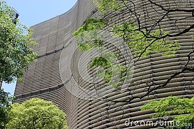 Architecture à Sao Paulo