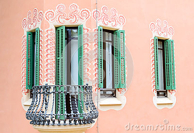 Architecture by Antonio Gaudi