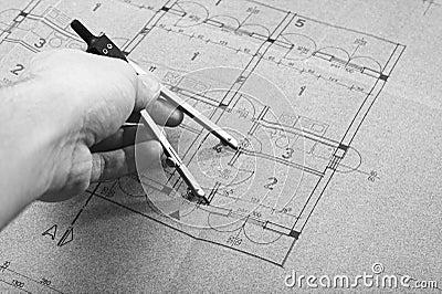 Architecture blueprint plan